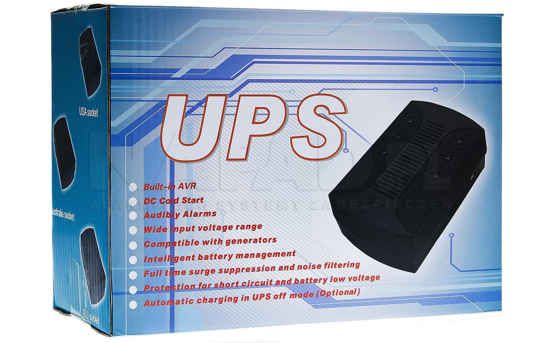 Opakowanie zasilacza UPS AT650PLED