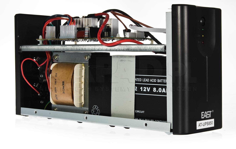 Akumulator zasilacza UPS 850 LED