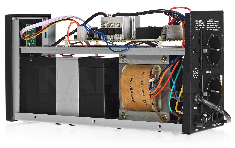 Akumulator 7Ah do zasilacza UPS 650LED
