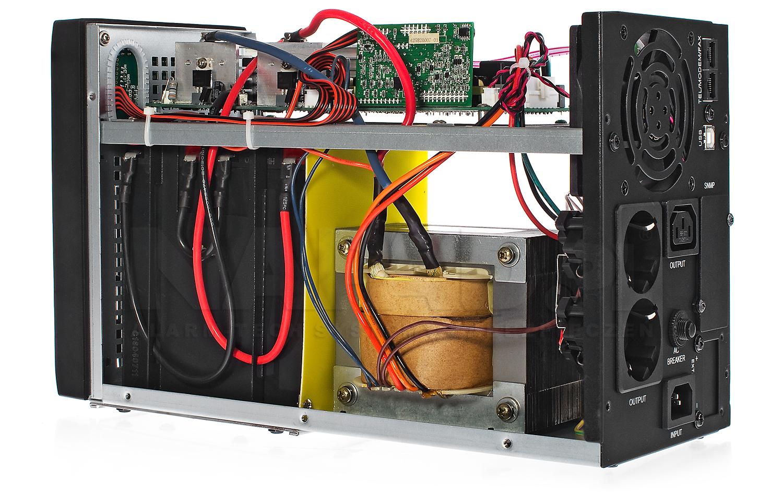 Płyta elektroniki do zasilacza awaryjnego UPS 100S LCD
