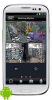 Aplikacja gDMSS na Android