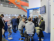 Security systems fair - Securex 2016 in Poznan