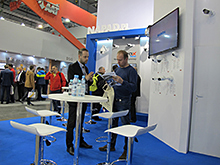 Alarm-Tech na targach SECUREX 2016