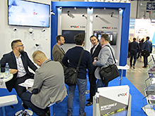 Napad.pl at Securex 2016 fair