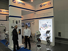 Securex Poznanń 2016 - Optex