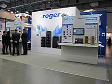 Roger na targach zabezpieczeń Securex 2016