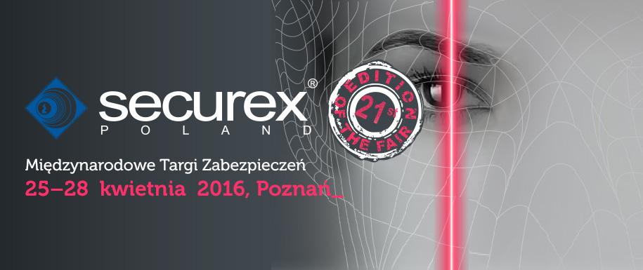 Relacja z targów SECUREX 2016