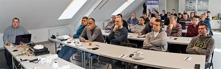 Szkolenia instalatorskie w NAPAD.PL