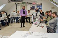 6 grudnia 2017 - NAPAD.PL - System alarmowy Satel Perfecta