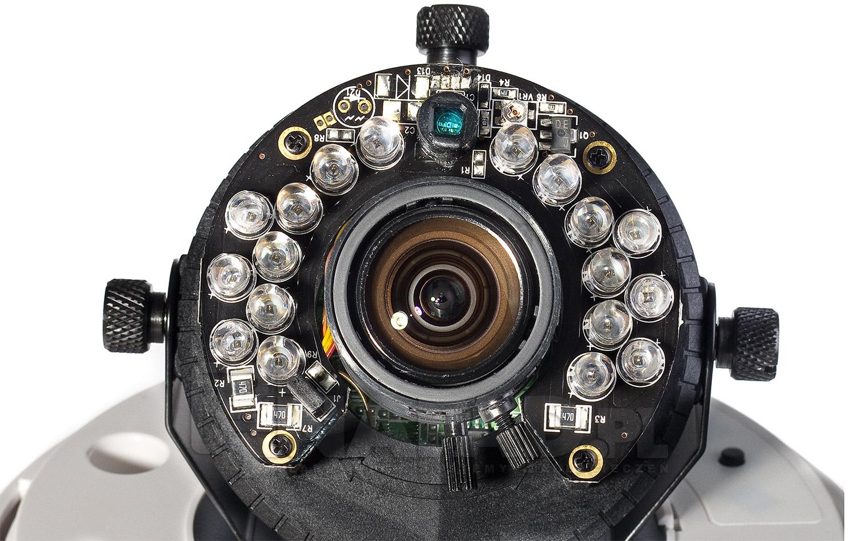 kamery megapikselowe dzień/noc