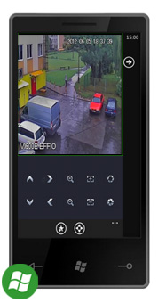 Aplikacja DMSS na Windows Mobile