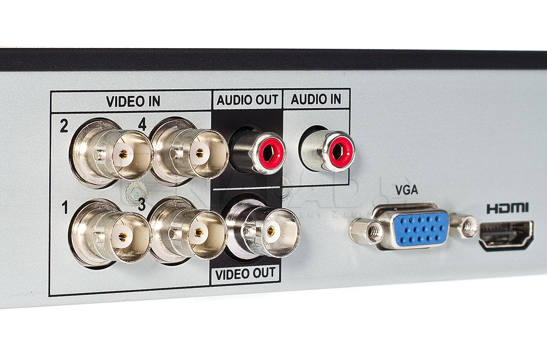 Panel tylni rejestratora BCS0401QE