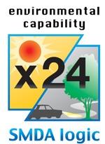24-krotnie większa zdolność adaptacji do warunków środowiskowych