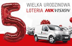 Urodzinowa loteria Hikvision