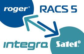 Integracja systemu Roger RACS5 z centralami Satel INTEGRA