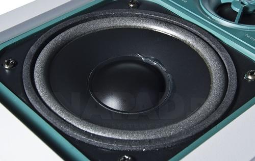 Poprawa brzmienia głośnika.