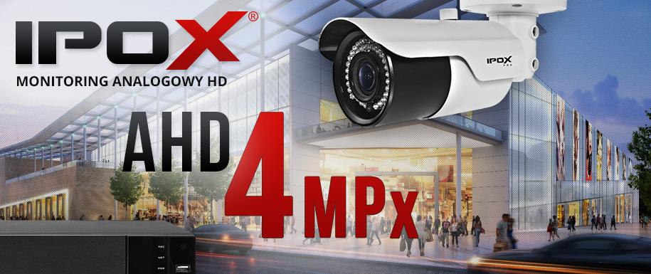Monitoring AHD 4Mpx