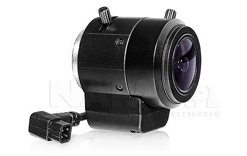 obiektywy do kamer megapikselowe
