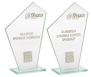 Nagrody Dahua Poland dla NAPAD.PL