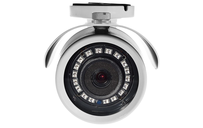 Nowoczesny oświetlacz podczerwieni zastosowany w wybranych kamerach Analog HD 4 w 1.