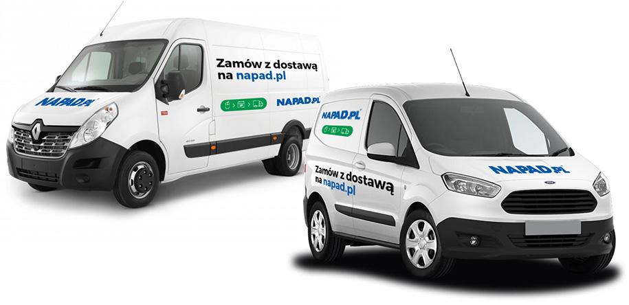 Darmowa dostawa NAPAD.PL