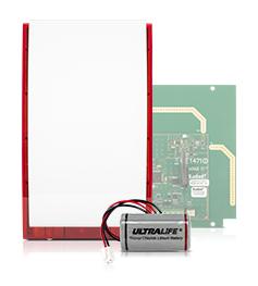Zewnętrzny bezprzewodowy sygnalizator ASP-100 Satel