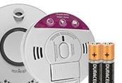 Autonomiczne czujniki dymu na baterie