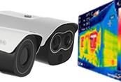 Kamery IP termowizyjne