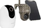 Kamery IP konsumenckie