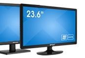 Monitory LCD > 15''