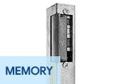 Elektrozaczepy z pamięcią