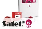 System konwencjonalny CSP SATEL