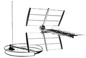 Anteny naziemne