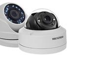 Kamery kopułkowe HD-TVI