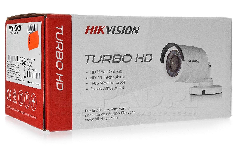 Kamera Analog HD 2Mpx DS-2CE16D0T-IRF