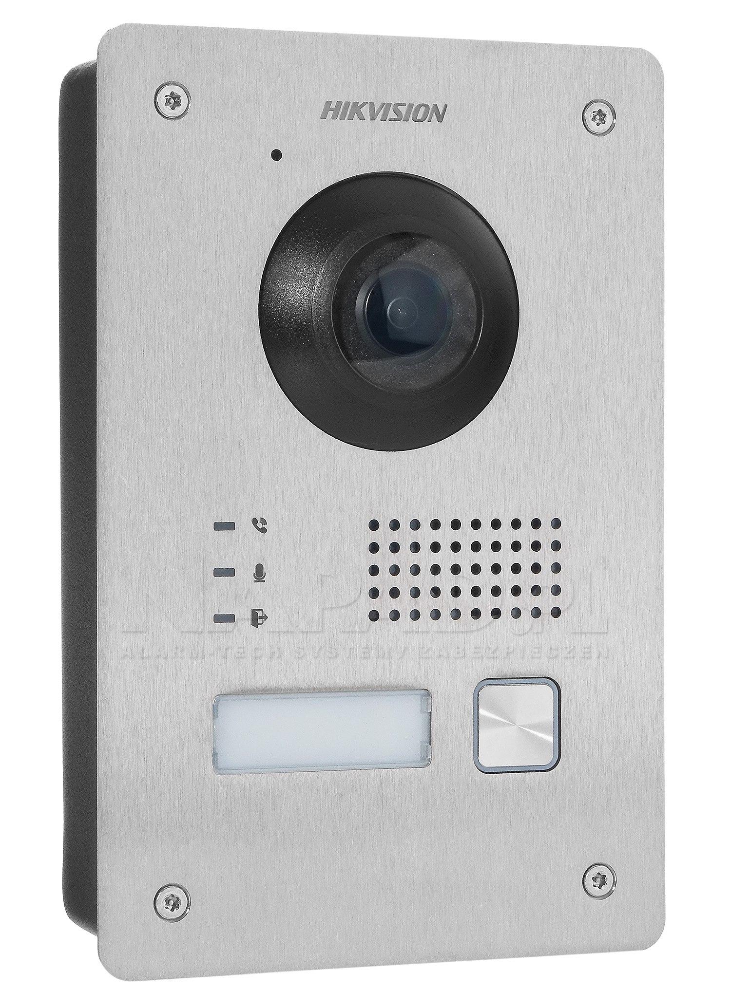 Zestaw wideodomofonowy IP DS-KIS701/EU-W