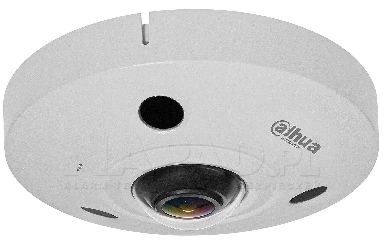 Kamera CVI 8Mpx Fisheye DH-HAC-EBW3802-0250B