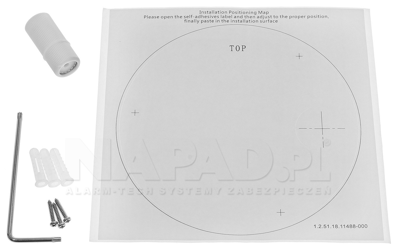 Kamera IP 4x 2Mpx DH-IPC-PDB4830-B360-E4-0360B