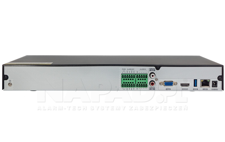 Rejestrator sieciowy PX-NVR1682H-F