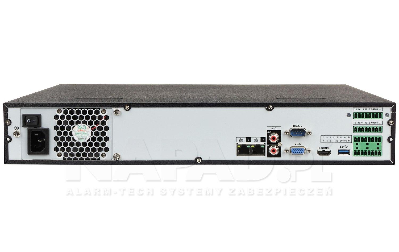 Rejestrator sieciowy AI DHI-NVR4432-I