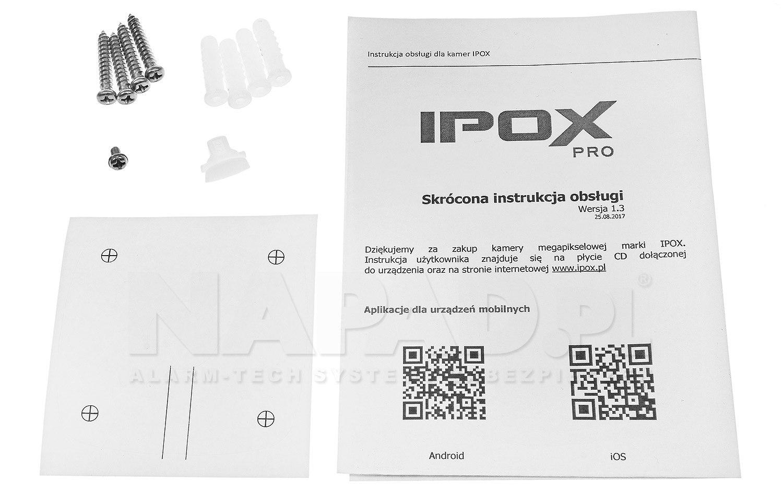 Kamera IP 2Mpx PX-TI2028IR3