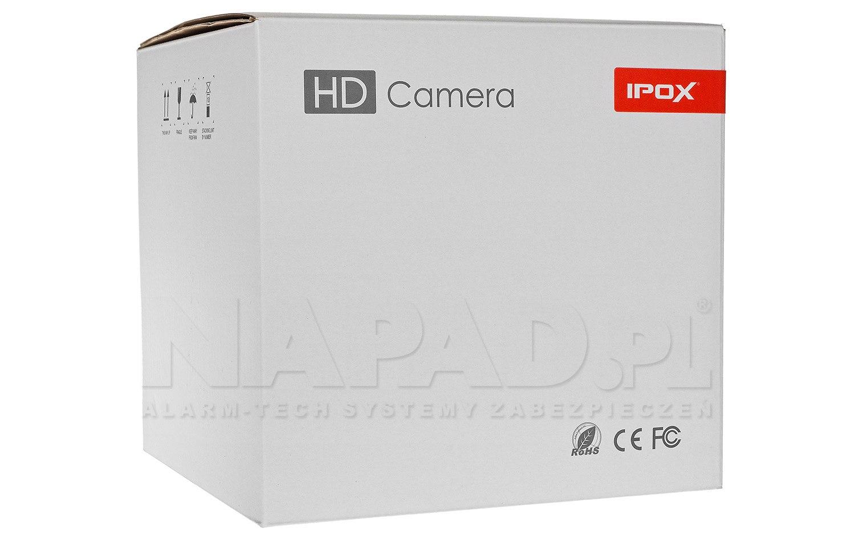 Kamera IP 4Mpx PX-DWZI4030AS