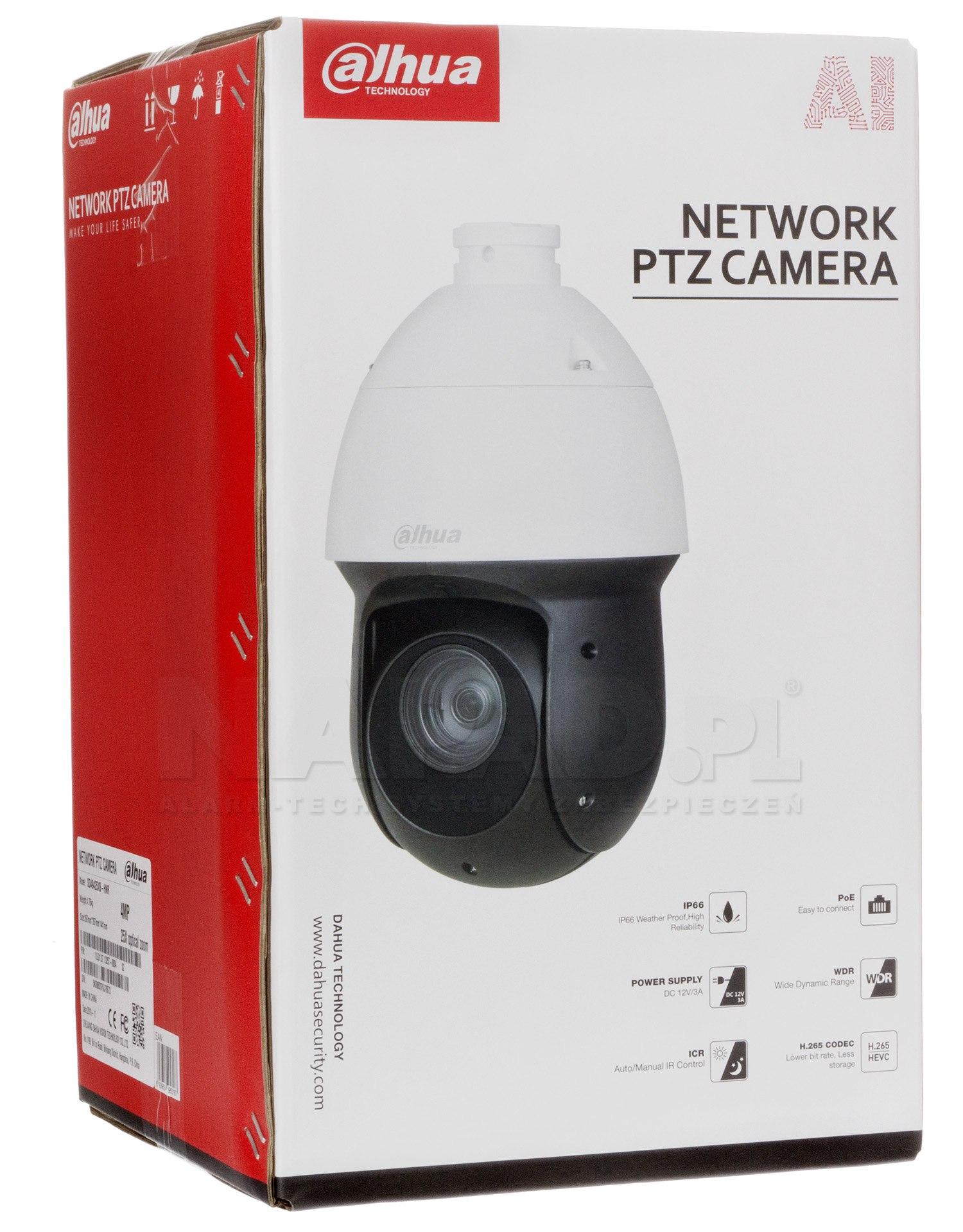 Kamera IP 4Mpx DH-SD49425XB-HNR