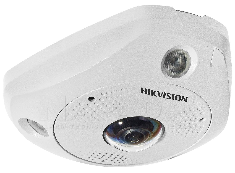 Kamera IP 12Mpx Fisheye DS-2CD63C5G0-IVS