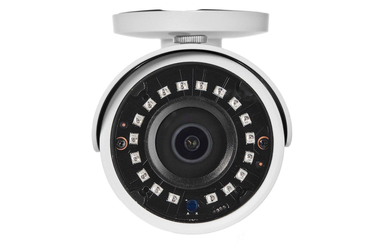 Przedni wygląd kamery bullet IP Dahua.
