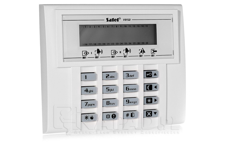 Manipulator VERSA-LCD-GR SATEL