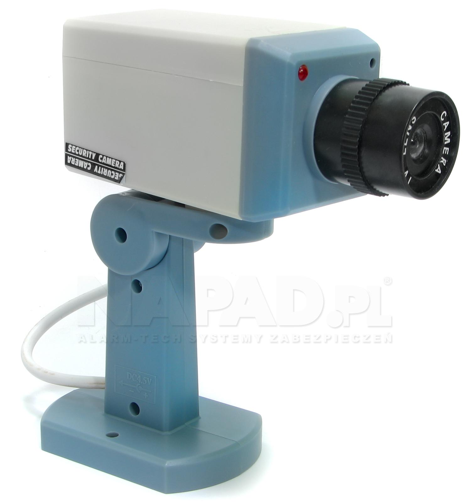Ruchoma atrapa kamery VIDEOCAM DETECTIVE