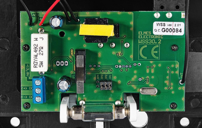 WSS - Bezprzewodowy sygnalizator