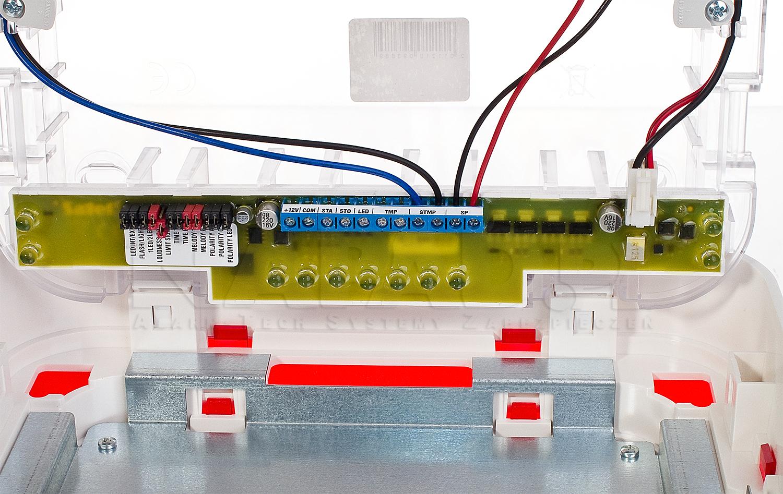 Sygnalizator zewnętrzny SP-6500 R SATEL