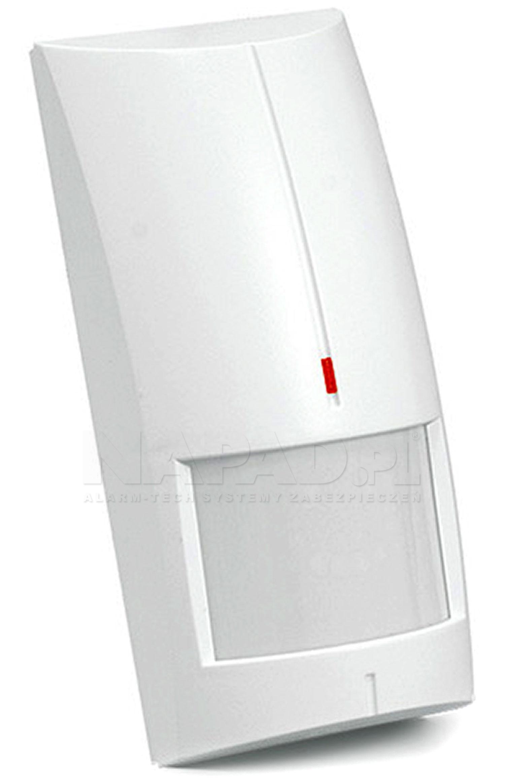 ABAX bezprzewodowa dualna czujka ruchu APMD-150